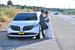 השכרת לימוזינה לחתונה